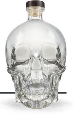 I wanna get this, soooo badly, i'm not bothered for the vodka persay but the bottles are amazing. #crystalheadvodka