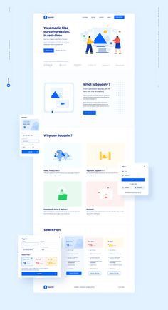 Landing Page Inspiration, Web Design Inspiration, Web Layout, Layout Design, Web Ui Design, Video Lighting, Ui Web, Adobe Xd, Mood Boards