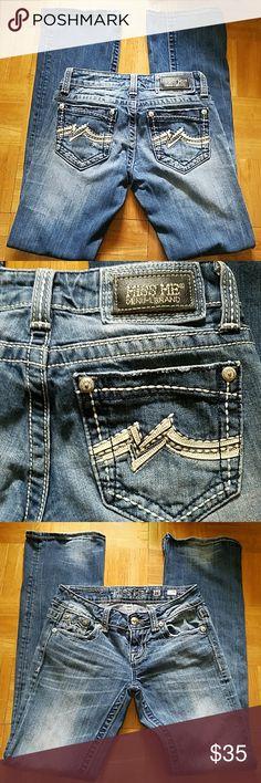 Selling this Miss Me Jeans on Poshmark! My username is: jacesmama0528. #shopmycloset #poshmark #fashion #shopping #style #forsale #Miss Me #Denim