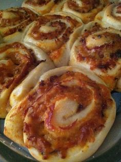 Pizza Rolls : Crafty Mama