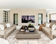 The Netherlands / Private Residence / Living Room / Eric Kuster / Metropolitan Luxury