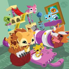 Your Guide to Everything Animal Jam Animal Jam Game, Animal Jam Play Wild, Animals And Pets, Funny Animals, Cute Animals, Animal Jam Drawings, Sticker App, Online Games For Kids, Akhal Teke