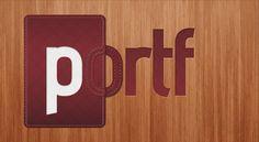 Portf Logo Design