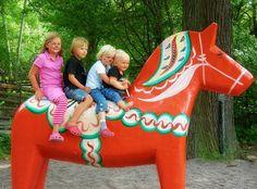 Stockholm - Dala Horse | Flickr - Photo Sharing!