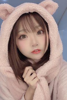 Cute Japanese Girl, Cute Korean Girl, Cute Asian Girls, Beautiful Asian Girls, Cute Girls, Cute Kawaii Girl, Cute Girl Face, Kawaii Anime Girl, Anime Cosplay Mädchen