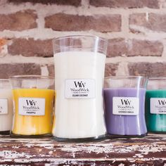 Keep each room smelling as good as it looks with the help of a Woodwick Candle. *in-store only