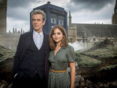 Doctor Who narrowly beats Babylon 5 to be named your favourite science-fiction show of all time