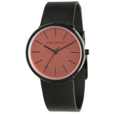 TOKYObay Small Jet Watch for Ladies - Coral