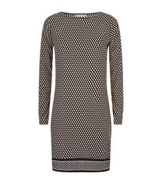 MICHAEL Michael Kors Alston Jersey Border Dress available to buy at Harrods. Shop online and earn Rewards points.