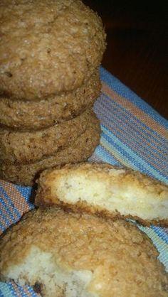 Ayer en un momento prepare estas galletas, la receta es de Mireia Carbó y son super fáciles y super rápidas de hacer y además están ...