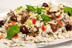 Cobb Salad, Grains, Health Fitness, Rice, Recipes, Food, Essen, Meals, Eten