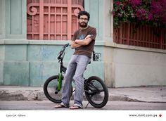 Bruno // Bicicletas // El Álbum rojo // MMT Photography & graphics
