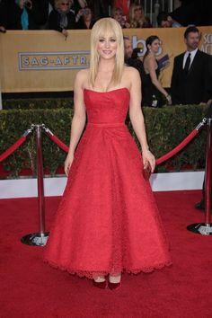 Kaley Cuoco  19th Annual Screen Actors Guild Awards - Arrivals