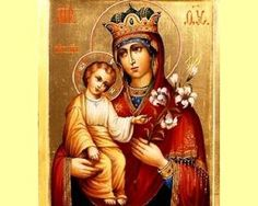 Madonna And Child Art by Christian Art Madonna Und Kind, Madonna And Child, Blessed Mother Mary, Christian Art, Roman Catholic, Mother And Child, Religious Art, Virgin Mary, Our Lady