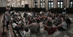 """Programação """"Dia das Crianças"""" - Roteiro Lúdico pelo Centro Histórico de Santos"""