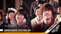 Rurouni Kenshin: Kyoto Taika-hen - Filme tem a melhor estreia live action de 2014