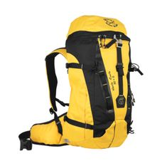 Batoh Grivel Haute Route 30+5 Daisy Chain, Snowboard, Unisex, Yellow Black, Golf Bags, 30th, Backpacks, Highlights, Material