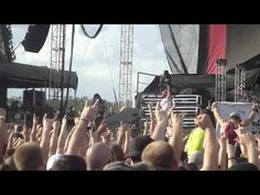 Five Finger Death Punch - Bad Company cover (Live at the 2012 Carolina Rebellion) We was at this concert it was awesome!  Carolina Rebellion Rocks! Our hands are on the left! Raise them UP!