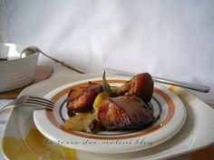 Pollo al forno con patate, un secondo gustoso ed economico