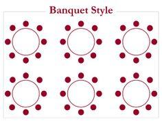 Banquet Style  / WinMock Blog