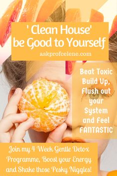 Detoxing gives your system the break it needs to 'Clean House' and provides so many benefits Speed Cleaning, Household Cleaning Tips, Cleaning Hacks, Health And Nutrition, Health Tips, Health Fitness, Weight Loss Tips, Lose Weight, Gentle Detox
