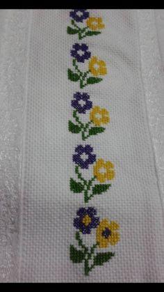 The most beautiful cross-stitch pattern - Knitting, Crochet Love Cross Stitch Bookmarks, Cross Stitch Art, Cross Stitch Borders, Cross Stitch Alphabet, Cross Stitch Samplers, Cross Stitch Flowers, Cross Stitch Designs, Cross Stitching, Cross Stitch Embroidery