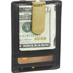 Dopp Regatta 88 Series Front Pocket Wallet