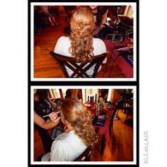 Mother of the bride wedding updo by @eulalaallison #executivehairsc #salon #hair #hairdo #updo #wedding #motherofthebride