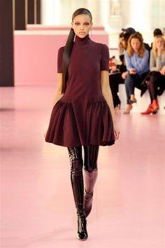Sfilata Christian Dior - Autunno-Inverno 2015-2016 - Parigi - Moda - Elle
