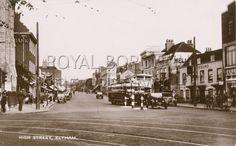 Eltham High St 1935