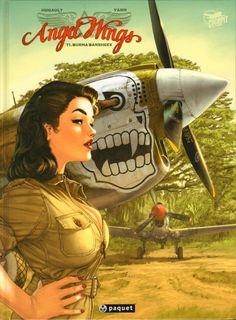 1944. Alors que les forces japonaises occupent toute la Birmanie et menacent désormais l'Inde et la Chine, les pilotes des forces américaines assurent un audacieux et dangereux pont aérien continu entre ces deux pays alliés afin d'endiguer l'avancée nippone...  Angela Mc Cloud est une « WASP », une femme du 'Woman Airforce Service Pilot'. Sa mission, amener son « C-47 Dakota » au-dessus du « Hump », le massif himalayen, pour ravitailler les bases chinoises, dernier verrou pouvant faire…