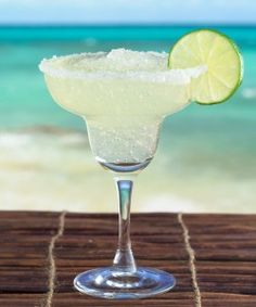 The World's Best Frozen Margarita Recipe