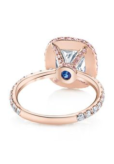 Eva Rose Duo by Jean Dousset // More from Jean Dousset: http://www.theknot.com/gallery/wedding-rings/Jean Dousset