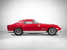 1957 Ferrari 250 GT 250 GT Ellena Tour de France with extra V12 Engine