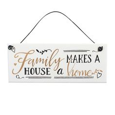 Wholesale Family hanging plaque - Something Different