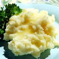 "Slow Cooker Mashed Potatoes | ""These are melt in your mouth mashed potatoes, and what could be better than potatoes in the slow cooker?"" — BWAYE allrecipes.com/..."