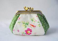 Hey, I found this really awesome Etsy listing at https://www.etsy.com/listing/182675765/rose-and-polka-dot-coin-purse-jewellery