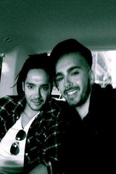 Tom & Bill Kaulitz!!!