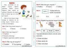 Learn Turkish, Turkish Language, Learning Arabic, Reading Passages, Bullet Journal, Math, School, Books, Language