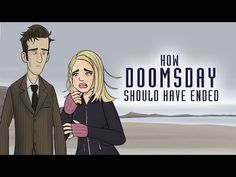 Doctor Who:  How Doomsday Should Have Ended