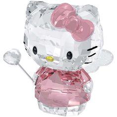 Swarovski Hello Kitty Fairy Figurine - 150.00
