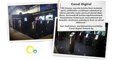 Referenssejä - Canal Digital Sari, Electronics, Digital, Nice, Saree, Saris, Consumer Electronics, Sari Dress