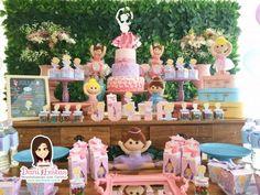 Festa Bailarina: Dicas Incríveis Para um Dia Inesquecível! Birthday Cake, Ballerina Birthday, Birthday Cakes, Diy And Crafts, Toddler Girls, Flowers, Ballet Flat, Pies, Cake Birthday