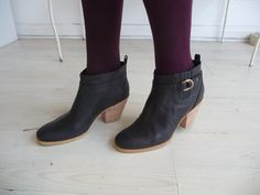 vamp shoes: Rachel Comey Hitch Boot