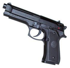 Beretta 92FS, 9mm, Black - www.Rgrips.com