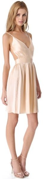 Contrarian ONE by Babs Bibb Mini Dress | #Chic Only #Glamour Always