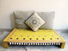 DIY: Chillout pallet sofa