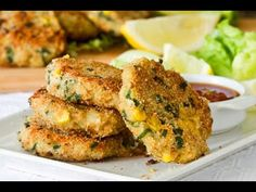 Potato Tuna Patties Recipe