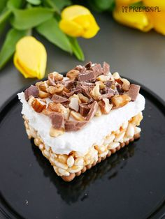 Vegetarian Recipes, Cooking Recipes, Sweets Cake, Cereal, Cheesecake, Deserts, Food Porn, Food And Drink, Tasty