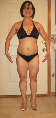Preparing for my first female figure competition